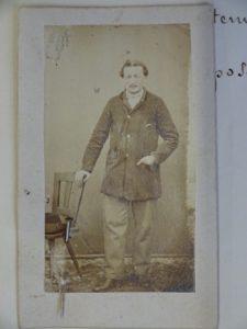Henry Merkle, ca. 1867 (Archives départementales du Haut-Rhin, Colmar: 4M158)